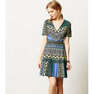 Anthropologie Tracy Reese New Moon Dress